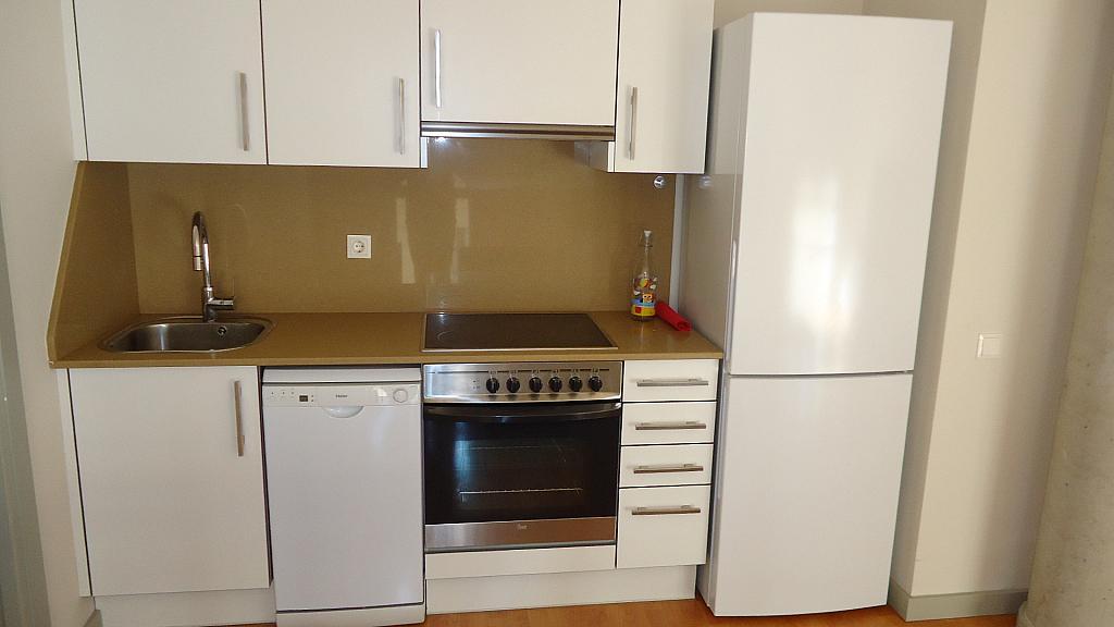 Cocina - Apartamento en venta en calle Nou, Universitat en Lleida - 304353444
