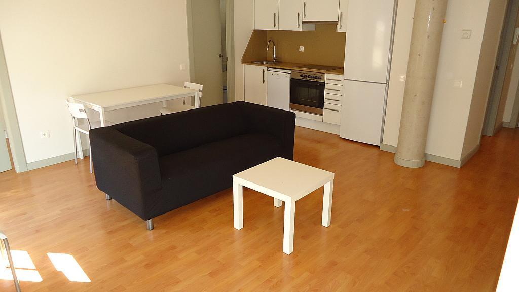 Salón - Apartamento en venta en calle Nou, Universitat en Lleida - 304353446