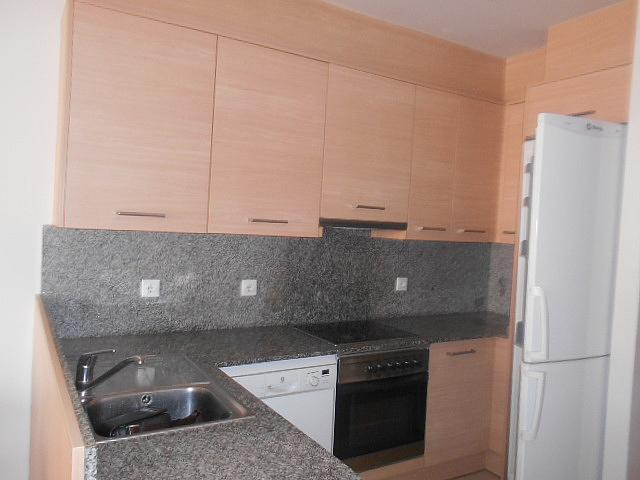 Cocina - Apartamento en alquiler en calle General Brito, Rambla Ferran - Estació en Lleida - 316324464