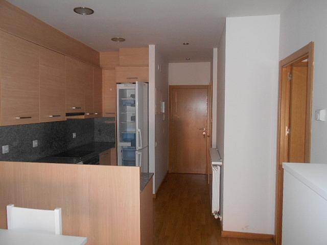 Cocina - Apartamento en alquiler en calle General Brito, Rambla Ferran - Estació en Lleida - 316324467