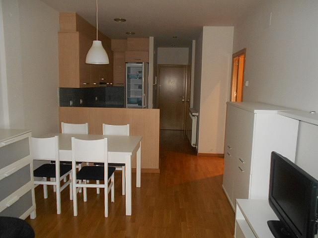 Salón - Apartamento en alquiler en calle General Brito, Rambla Ferran - Estació en Lleida - 316324471