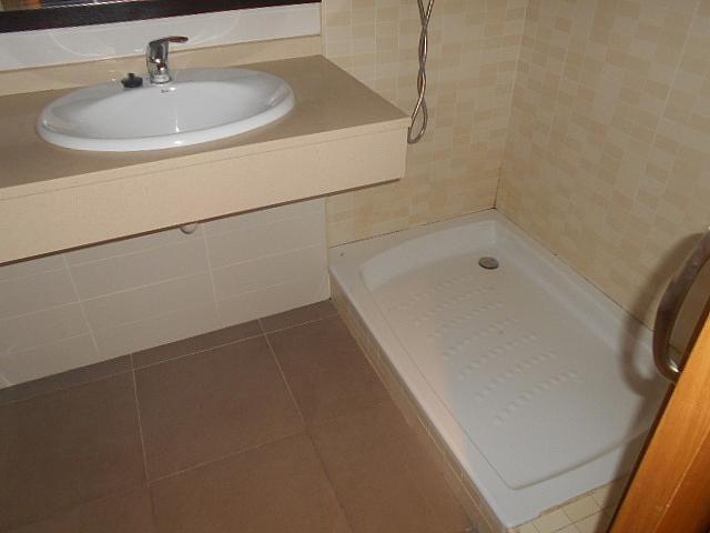 Baño - Apartamento en alquiler en calle General Brito, Rambla Ferran - Estació en Lleida - 316324480