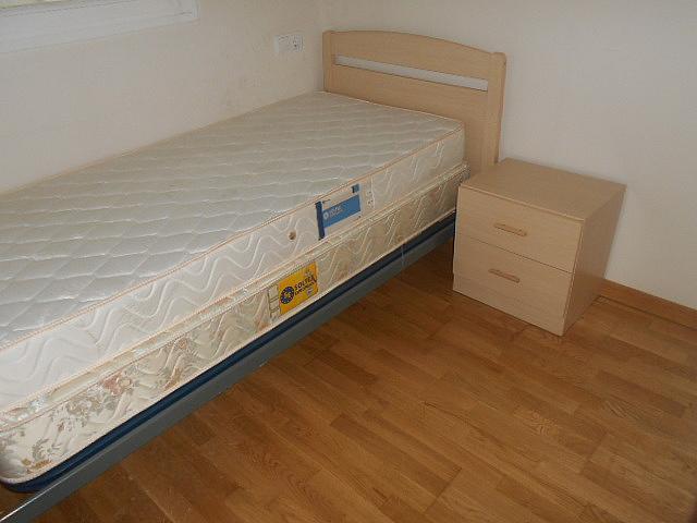 Dormitorio - Apartamento en alquiler en calle General Brito, Rambla Ferran - Estació en Lleida - 316324482