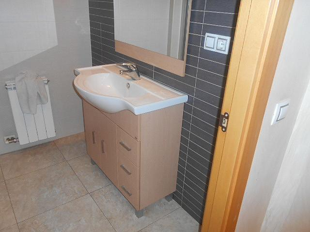 Baño - Apartamento en venta en carretera Vallmanya, Alcarràs - 317576027