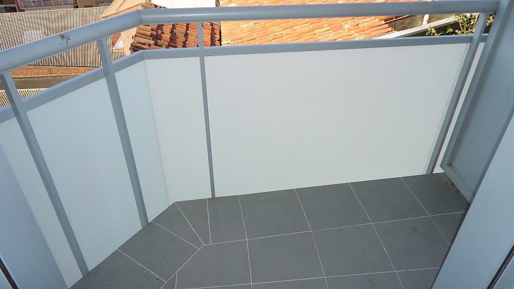 Balcón - Apartamento en alquiler en calle Prat de la Riba, Príncep de Viana - Clot en Lleida - 325290568