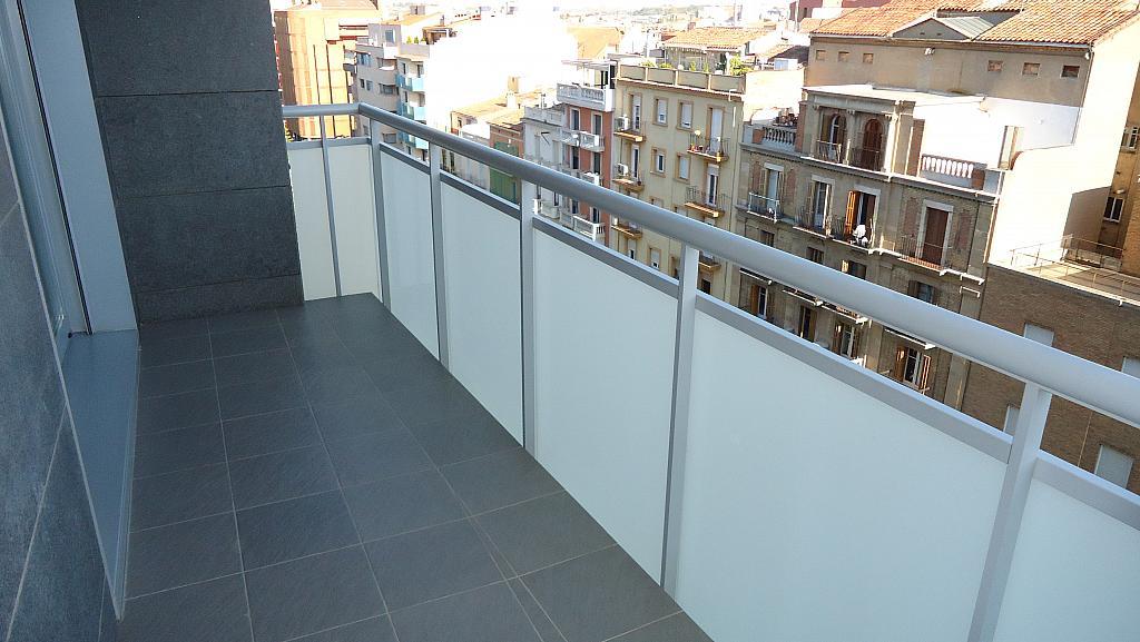 Balcón - Apartamento en alquiler en calle Prat de la Riba, Príncep de Viana - Clot en Lleida - 325290766