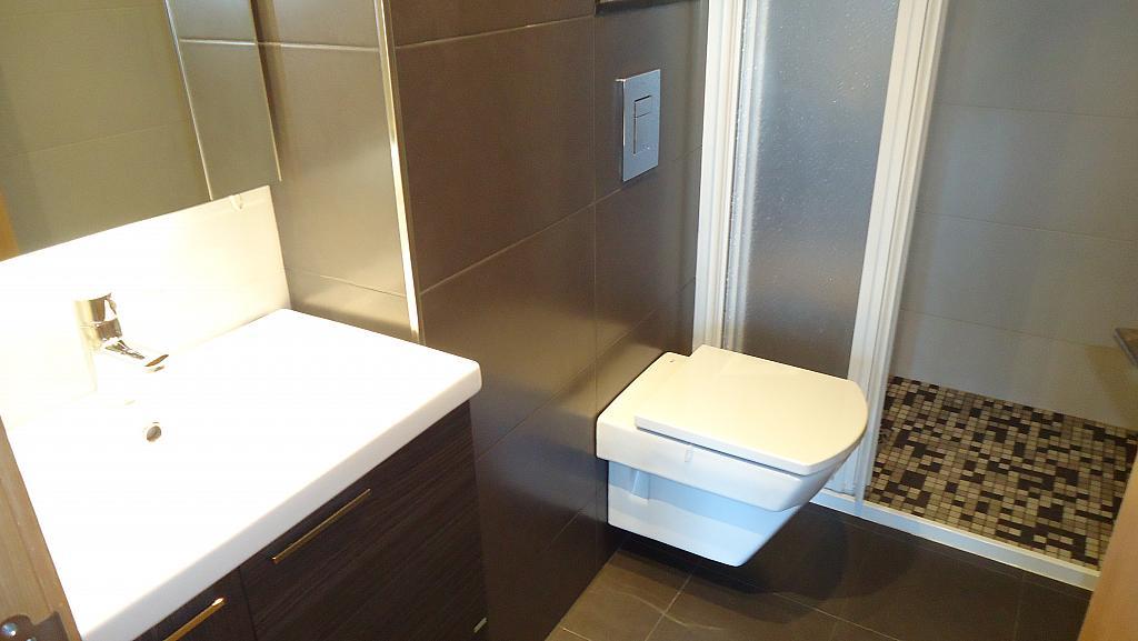 Baño - Apartamento en alquiler en calle Prat de la Riba, Príncep de Viana - Clot en Lleida - 325290826