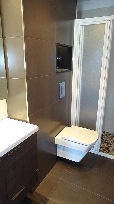 Baño - Apartamento en alquiler en calle Prat de la Riba, Príncep de Viana - Clot en Lleida - 325290827