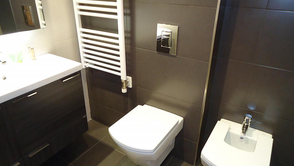Baño - Apartamento en alquiler en calle Prat de la Riba, Príncep de Viana - Clot en Lleida - 325290828