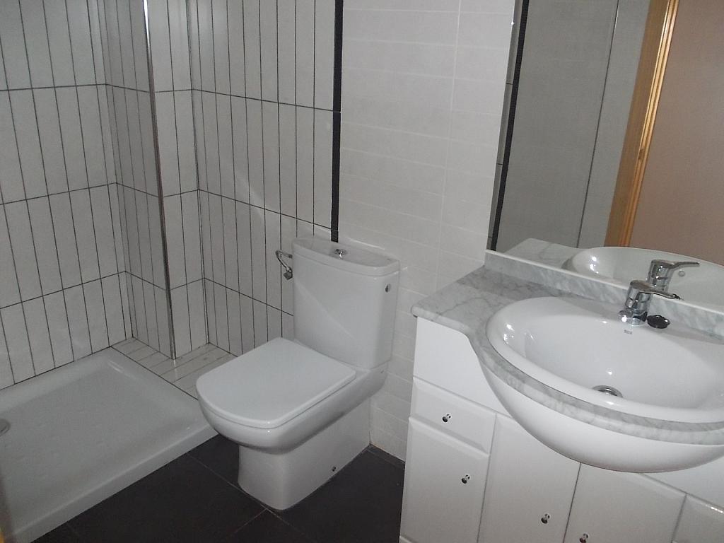 Baño - Apartamento en venta en calle Maials, La Bordeta en Lleida - 152964204