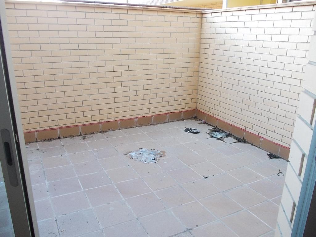 Terraza - Apartamento en venta en calle Maials, La Bordeta en Lleida - 152964306