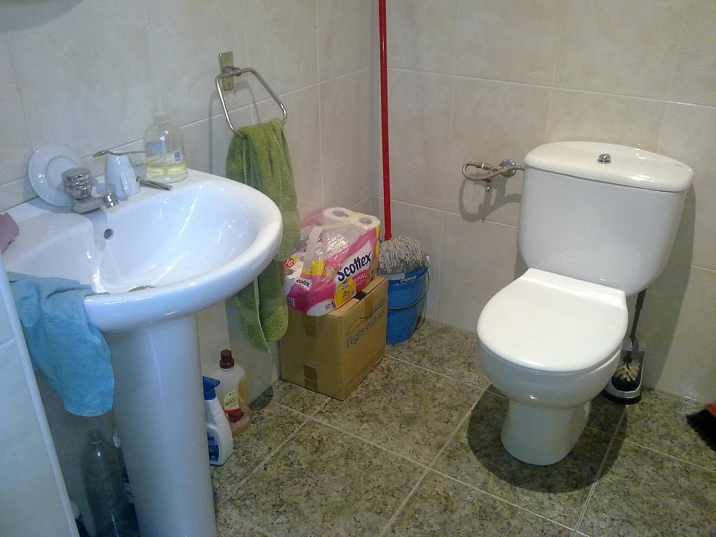 Baño - Piso en alquiler en calle Corregidor Escofet, Pardinyes en Lleida - 169807938