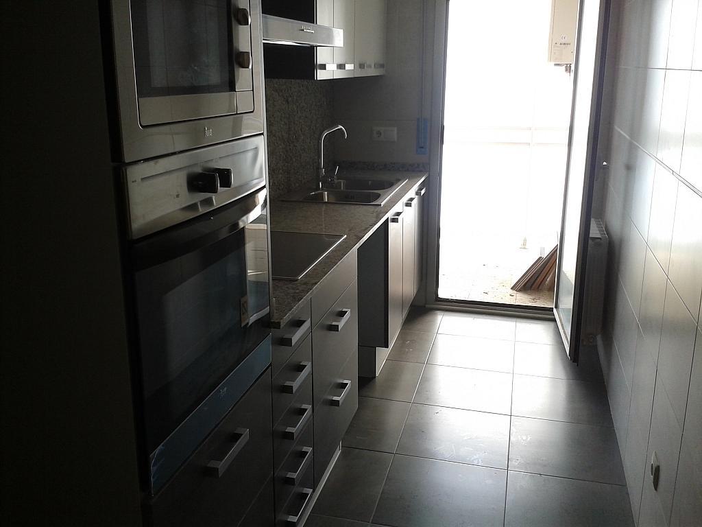 Cocina - Apartamento en venta en calle La Bassa, Alamús, els - 174001704