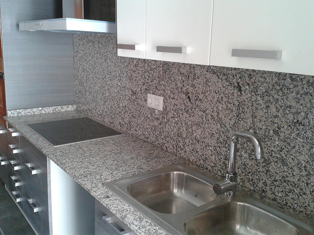 Cocina - Apartamento en venta en calle La Bassa, Alamús, els - 174001743