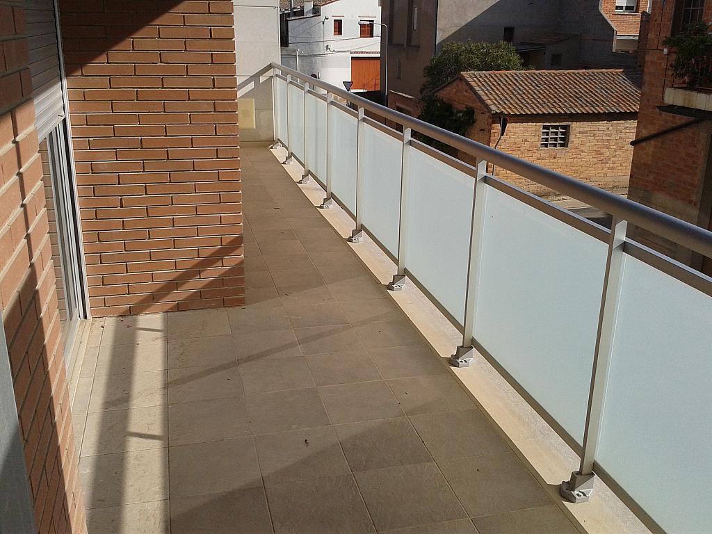 Balcón - Apartamento en venta en calle La Bassa, Alamús, els - 174001757