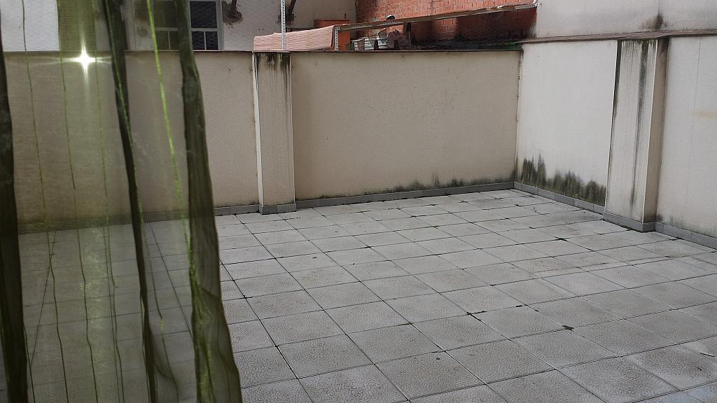 Terraza - Apartamento en venta en calle General Brito, Rambla Ferran - Estació en Lleida - 177337520