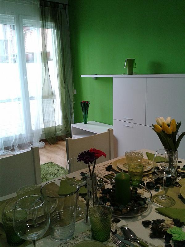 Salón - Apartamento en venta en calle General Brito, Rambla Ferran - Estació en Lleida - 177337573