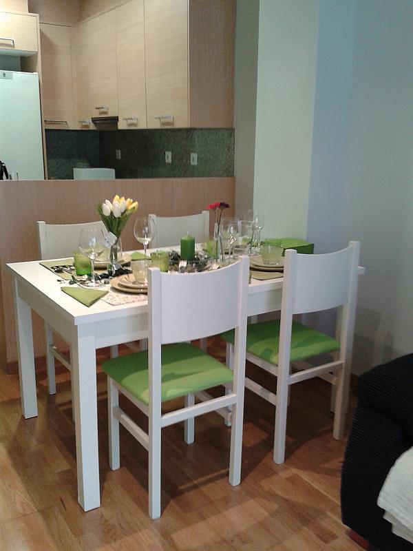 Salón - Apartamento en venta en calle General Brito, Rambla Ferran - Estació en Lleida - 177337607