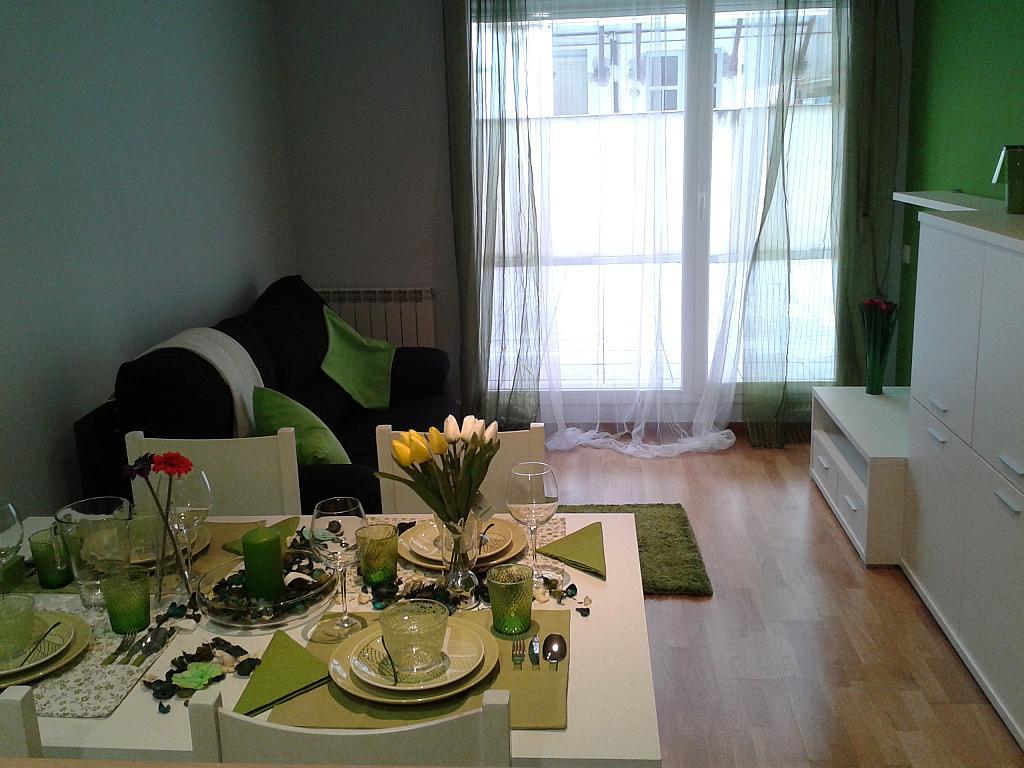 Salón - Apartamento en venta en calle General Brito, Rambla Ferran - Estació en Lleida - 177337743