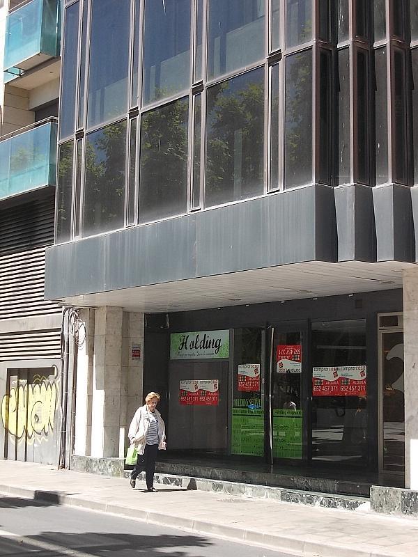 Fachada - Local comercial en alquiler en calle Francesc Macià, Rambla Ferran - Estació en Lleida - 193756746