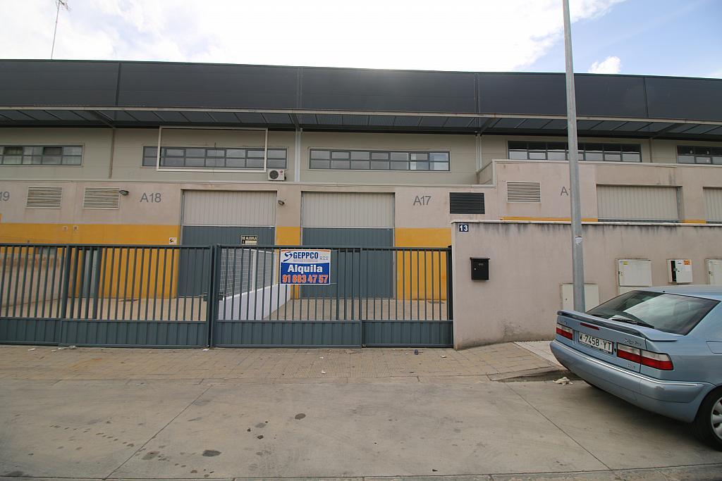 Nave industrial en alquiler en travesía Rio Miño, Camarma de Esteruelas - 318867167