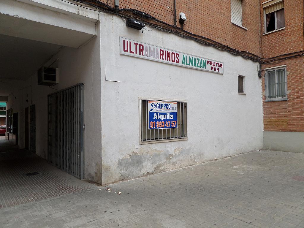 Local en alquiler en calle Dulcinea, Estación en Alcalá de Henares - 214841584