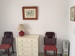 Dormitorio - Casa adosada en alquiler de temporada en urbanización Lunamar, Mijas Costa - 254241696