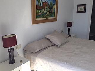 Casa adosada en alquiler de temporada en urbanización Lunamar, Mijas Costa - 254241728