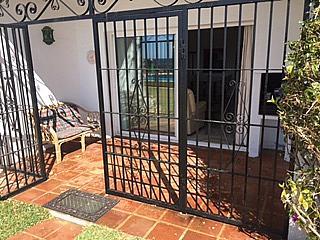 Casa adosada en alquiler de temporada en urbanización Lunamar, Mijas Costa - 254241760