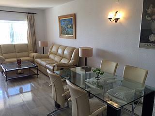 Casa adosada en alquiler de temporada en urbanización Lunamar, Mijas Costa - 254241770