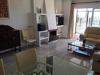Casa adosada en alquiler de temporada en urbanización Lunamar, Mijas Costa - 254241777