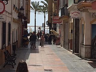 Piso en alquiler de temporada en calle Marconi, Centro  en Fuengirola - 296583737