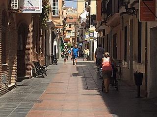 Piso en alquiler de temporada en calle Marconi, Centro  en Fuengirola - 296583741