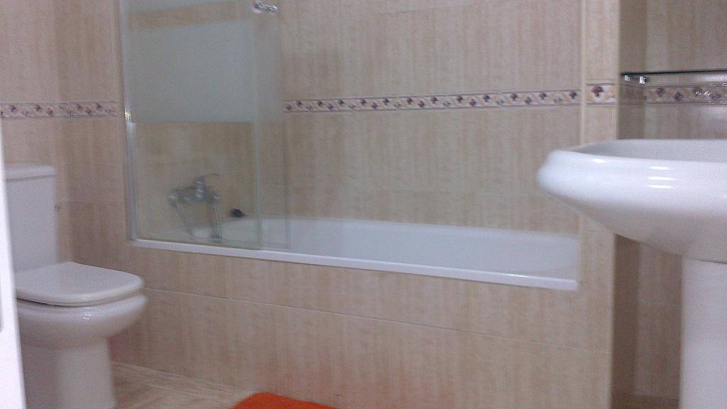 Estudio en alquiler en calle De la Cruz, Centro  en Fuengirola - 299695182