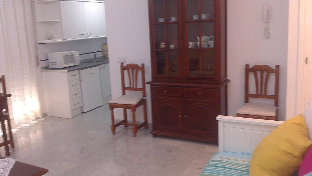 Estudio en alquiler en calle De la Cruz, Centro  en Fuengirola - 299695329