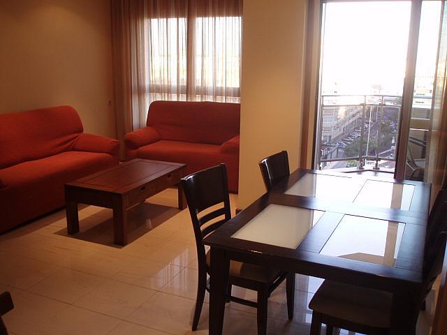 Salón - Piso en alquiler de temporada en calle Antonio Machado, Fuengirola - 137604115