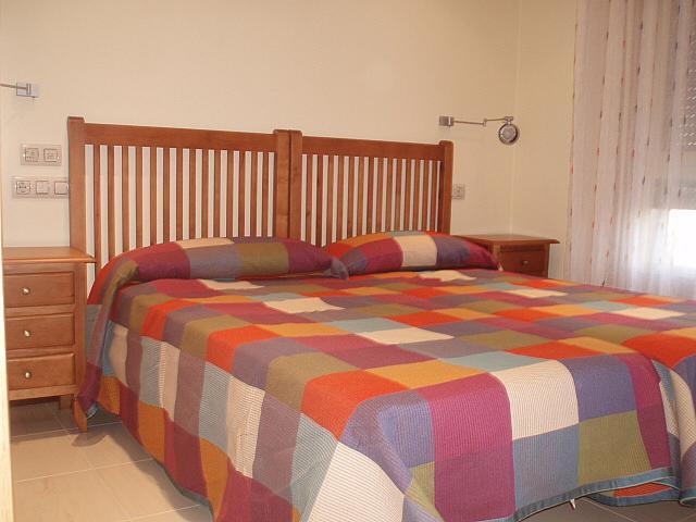 Dormitorio - Piso en alquiler de temporada en calle Antonio Machado, Fuengirola - 137604121