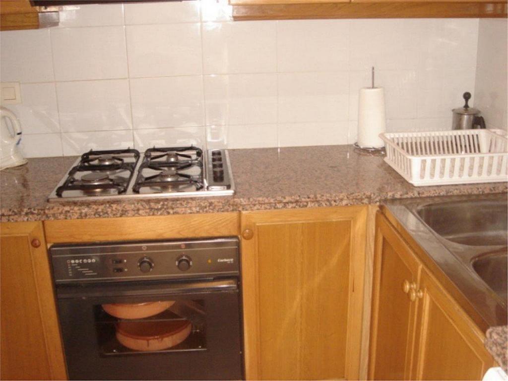 Apartamento en alquiler en polígono Sant, S´agaro - 348322201