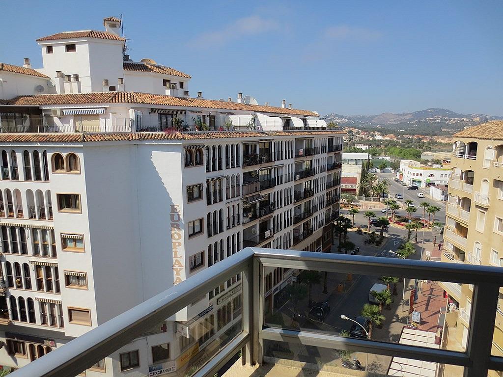 Terraza - Apartamento en venta en calle Corbeta, Calpe/Calp - 138785724