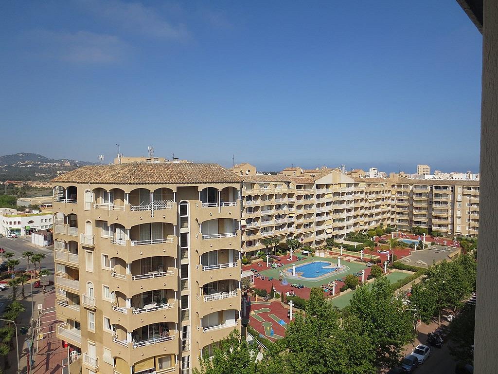 Vistas - Apartamento en venta en calle Corbeta, Calpe/Calp - 138785737