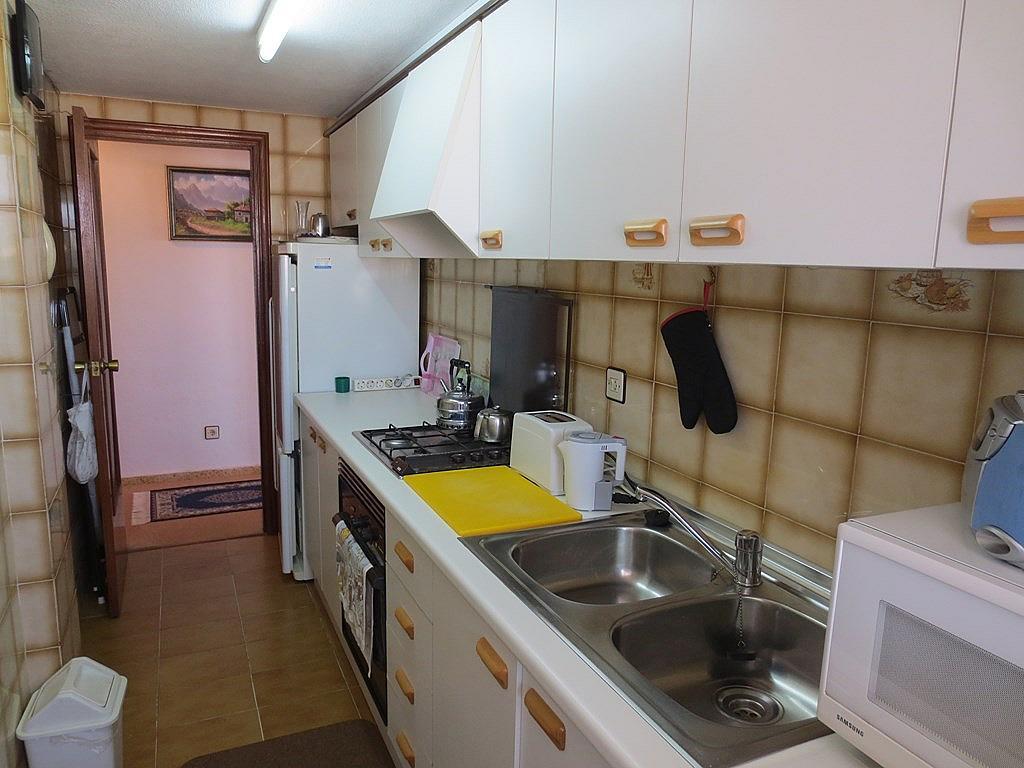 Apartamento en venta en calle Corbeta, Calpe/Calp - 138785754