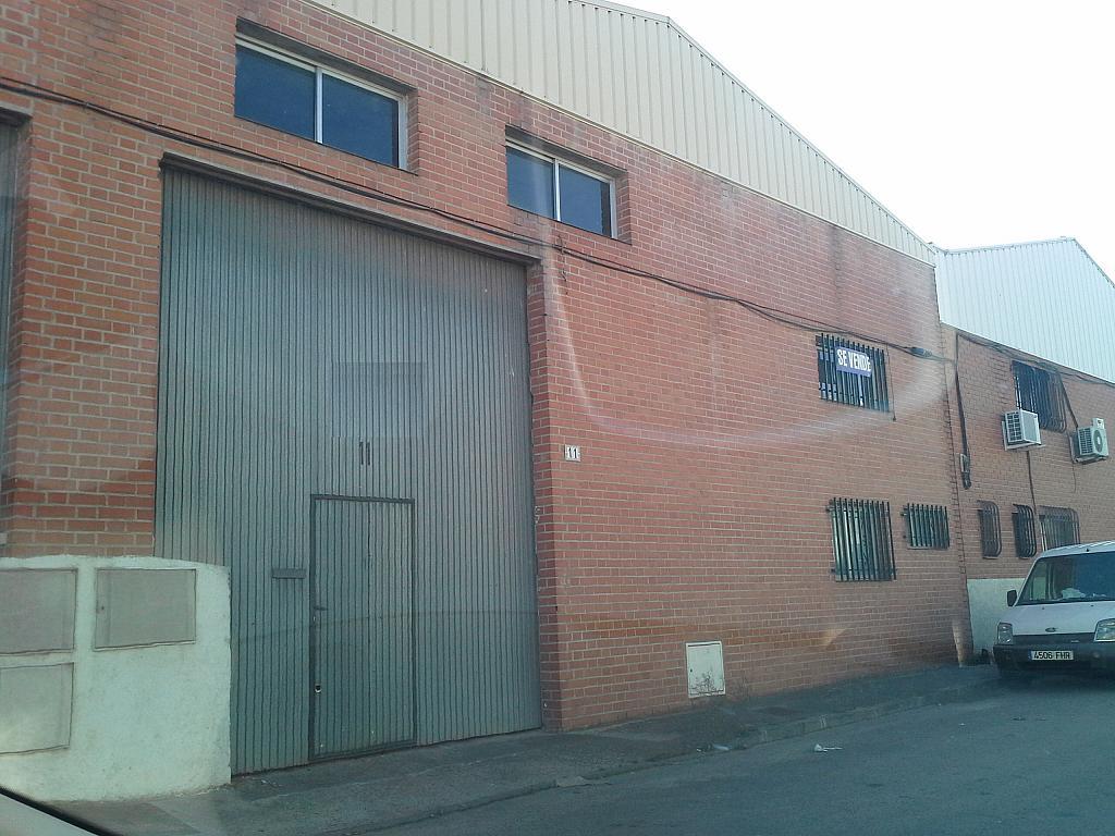 Nave en alquiler en Torrejón de la Calzada - 323946089