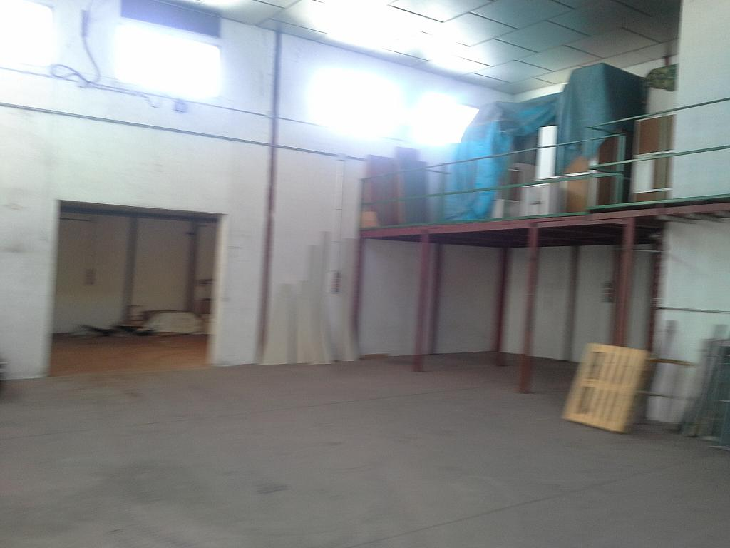 Nave en alquiler en Torrejón de la Calzada - 323946097