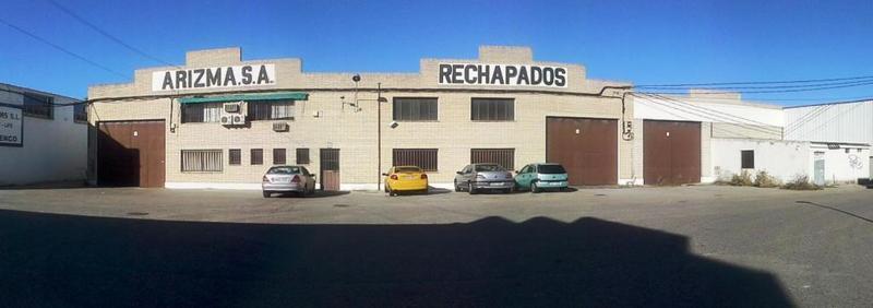 Nave industrial en alquiler opción compra en Torrejón de la Calzada - 123288654