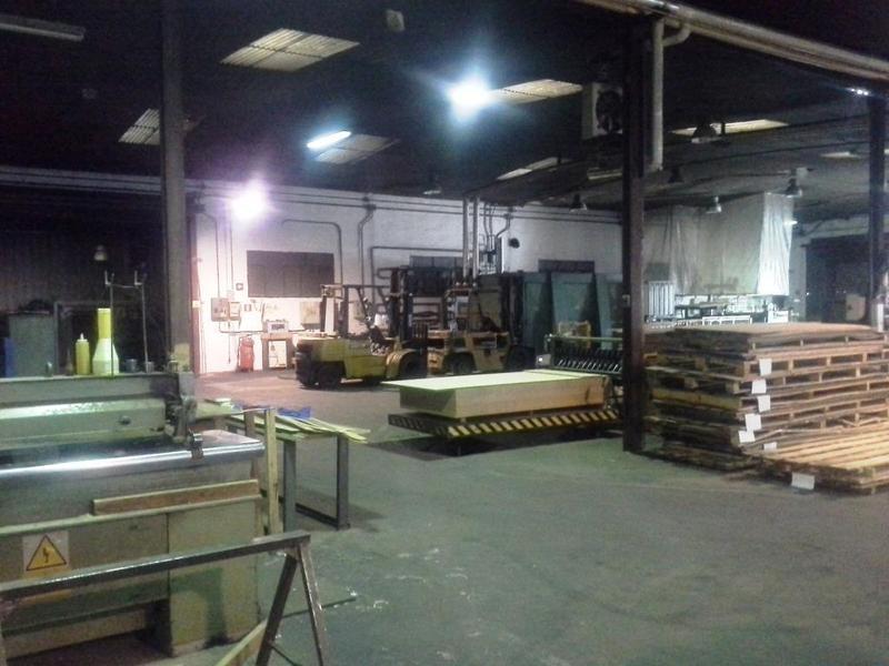 Nave industrial en alquiler opción compra en Torrejón de la Calzada - 123288659