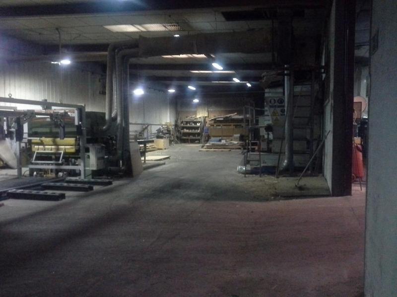 Nave industrial en alquiler opción compra en Torrejón de la Calzada - 123288681