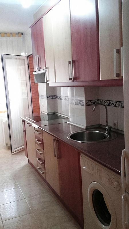 Piso en alquiler opción compra en Cabañas de la Sagra - 232759376
