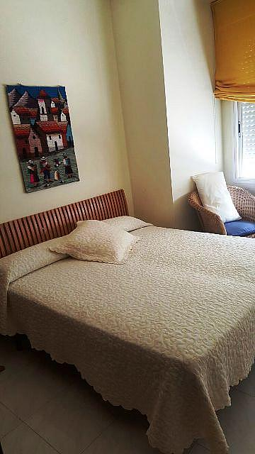 Dormitorio - Piso en alquiler en rambla La Pau, Mar en Vilanova i La Geltrú - 304354549