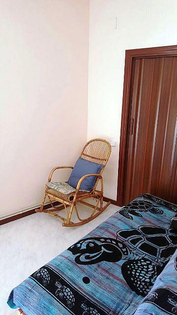 Dormitorio - Piso en alquiler en rambla La Pau, Mar en Vilanova i La Geltrú - 304354550