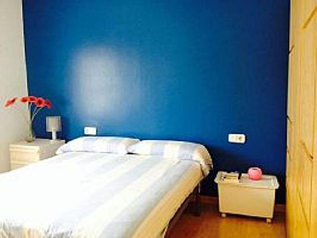 Dormitorio - Piso en alquiler en calle Alexandre de Cabanyes, Ribes roges en Vilanova i La Geltrú - 322059802